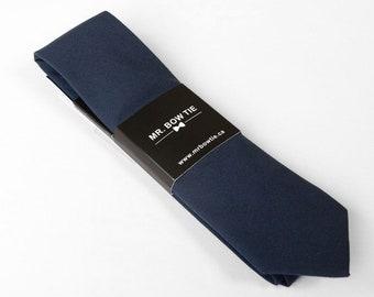 Navy Neck Tie (20B) Neckties, Mens Neck Tie, Necktie, Navy Neck Tie, Red Necktie, Blue Ties, Navy Wedding Ties