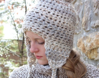 Beanie / Beanie with Earflaps / Thick Beanies / Ski Beanie / Snowboard Beanie / Beanie with pom / Crocheted Hats / Hats with flaps / braids
