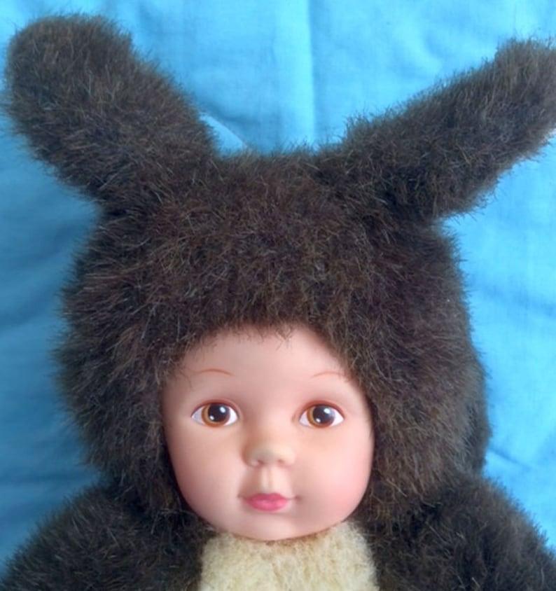 Art Dolls-ooak Anne Gedders Squirrel Baby Dolls & Bears