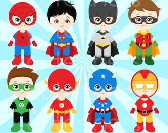 superhero clipart etsy rh etsy com clip art super hero - melonheadz clip art super hero - melonheadz