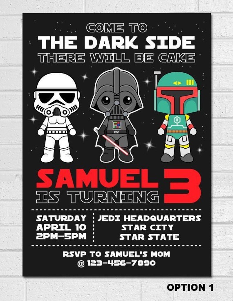 graphic relating to Printable Star Wars Invitation referred to as Star Wars Invitation, Star Wars Birthday, Star Wars, Star Wars Printable, Star Wars Card, Star Wars Invite Get together, Darth Vader Invite