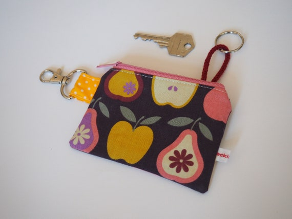 Principaux cas rétro pomme et poire violet
