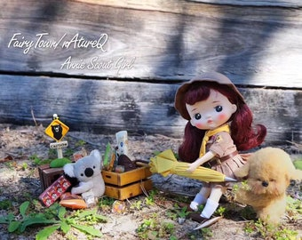 Fairytown nAureQ【Holala】Scout Girl   Holala  Annie  [in stock]