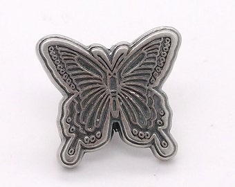 "Butterfly Line 24 Snap Cap Antique Nickel 7/8"" 1265-24"
