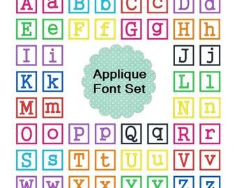 alphabet blocks applique embroidery design applique alphabet set letters embroidery designs fonts applique fonts 4 sizes instant download