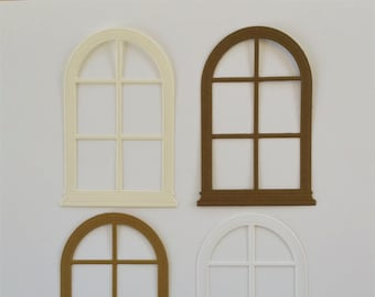 Window Die Cuts -Small Madison Arched