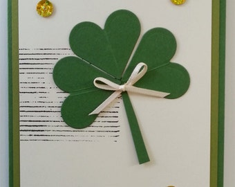 Happy St. Patrick's Day Card Kit of 5
