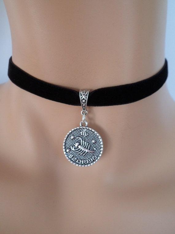 Elegant Tree of Life Pendant Black Velvet Ribbon Gothic Boho Choker Necklace