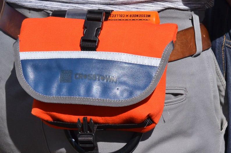 45cdd7c17 HIP BAG waterproof belt pack U lock holster waist pack   Etsy