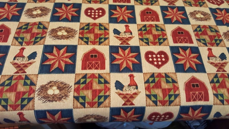 Down On The Farm Quilt Fabric By Whistler Studios For Windham Fabrics  #35300 By The Yard