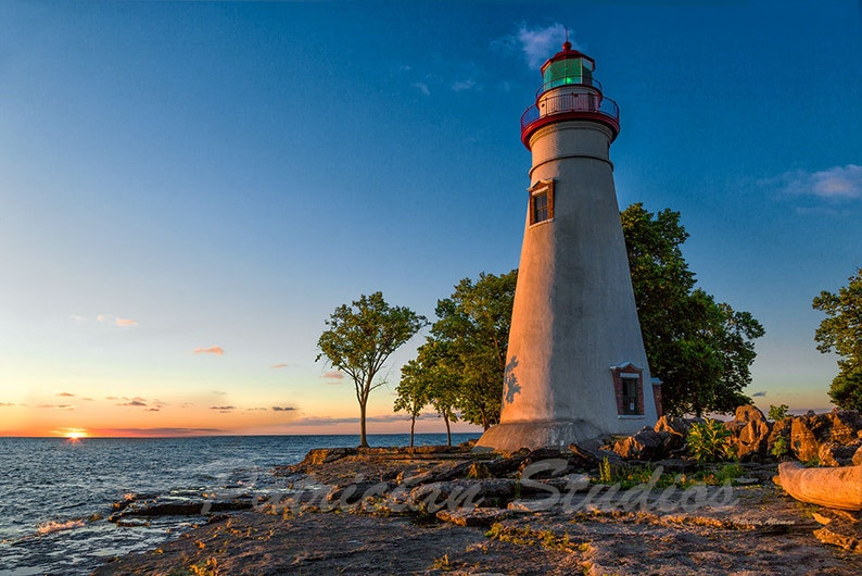 Marblehead Lighthouse Art Prints