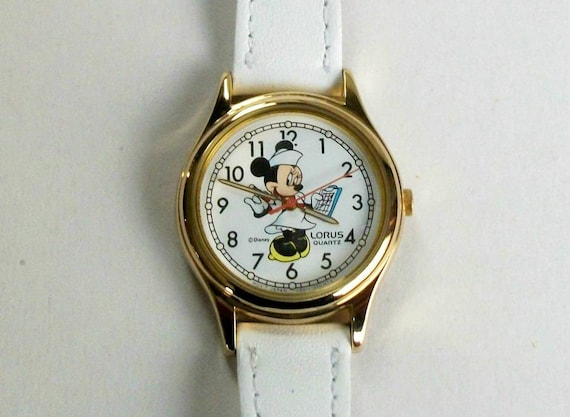 Disney Minnie Mouse Nurse Watch! New!