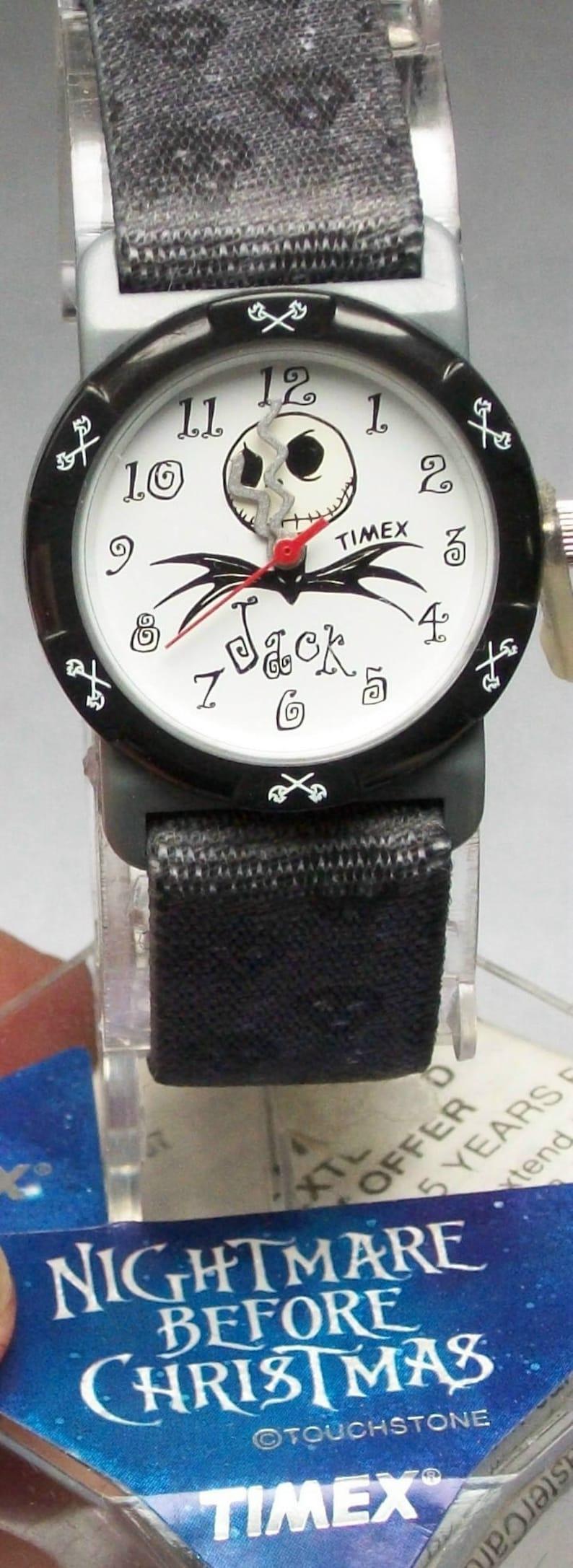 e42959f71db Disney pesadilla antes de Navidad reloj Por Timex En | Etsy