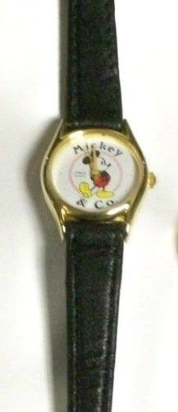 Disney Lorus Ladies Mickey Mouse Watch! New! Out o