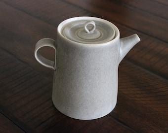 Handmade Porcelain Teapot, Pottery Teapot, Ceramic Teapot, Coffee Pot