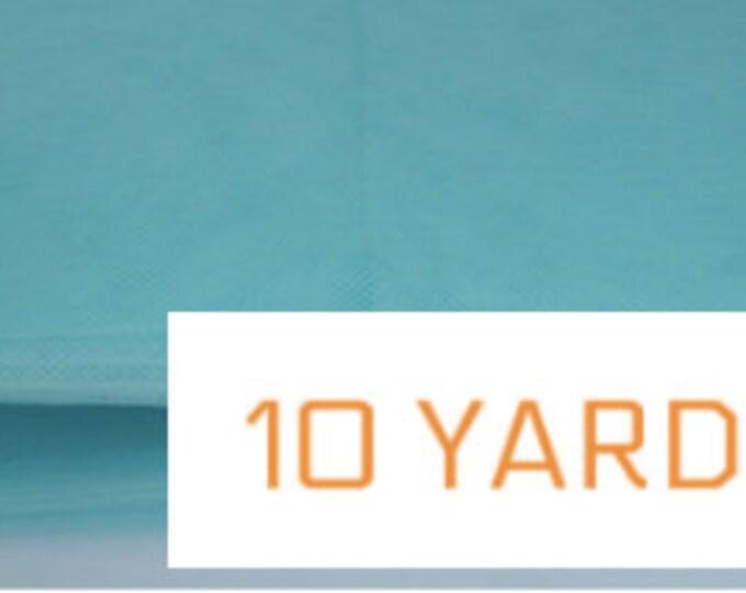 "crinoline horsehair braid crin turquoise Crin Turquoise 6"" buy 10 yards for the price of 8 (crinoline horsehair braid) 6 inch (16 cm)"