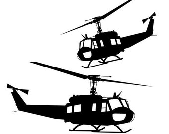 helicopters etsy Navy MH-60R Art huey helicopter svg vector