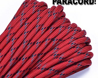 Made in the United States Think Pink 425 Paracord for Paracord Crafts 100 Feet