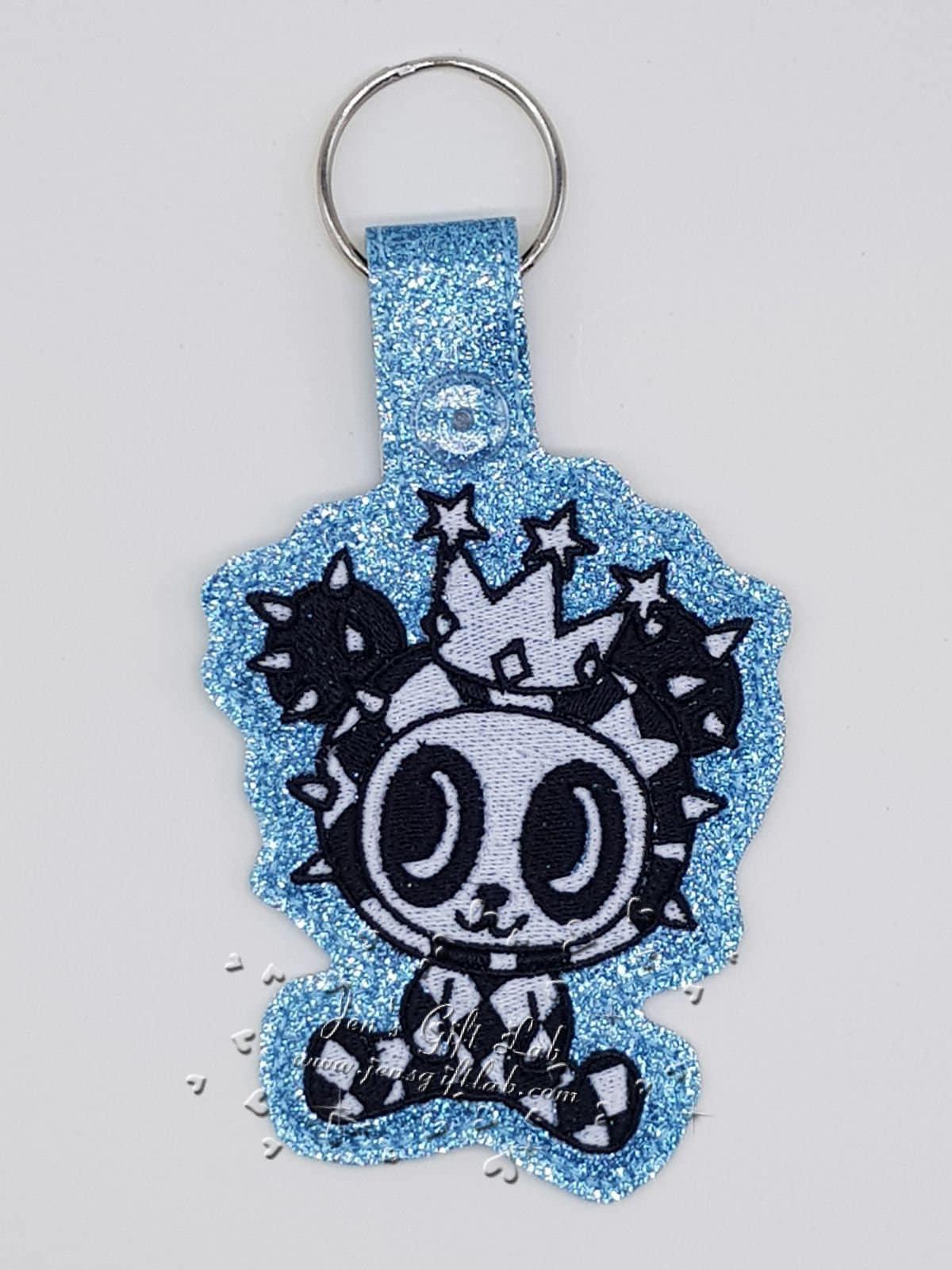 Toki unicorno Kingleys bag tag