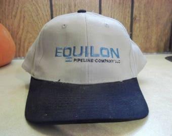 2e7a5cf8c97 Vintage • Equilon Pipeline Company LLC Ness City Kansas KS Hat Cap