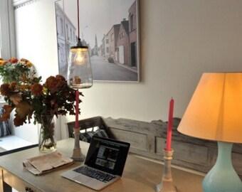 ByAnne Kesbeke Industrial pendant lamp (custom)
