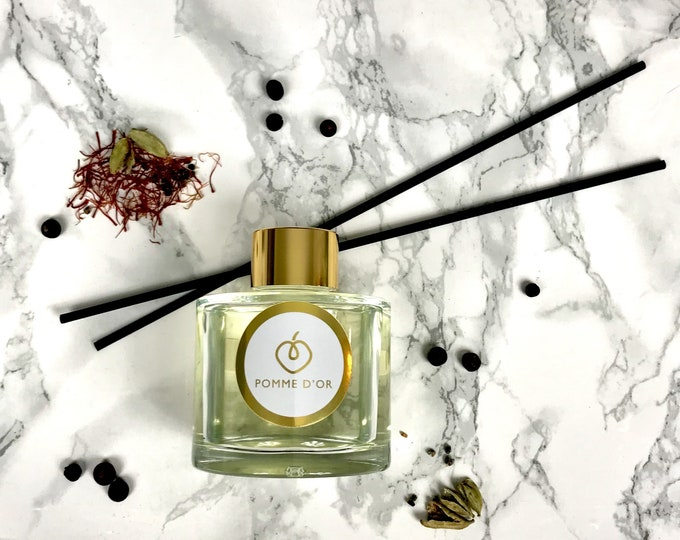 Cachemire Oudh Scented Reed Diffuser