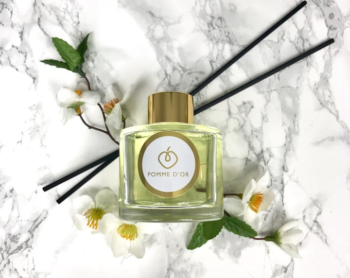 Neroli Blossom & Basil Scented Reed Diffuser