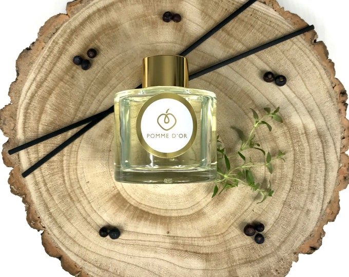 Cèdre Fougère Scented Reed Diffuser
