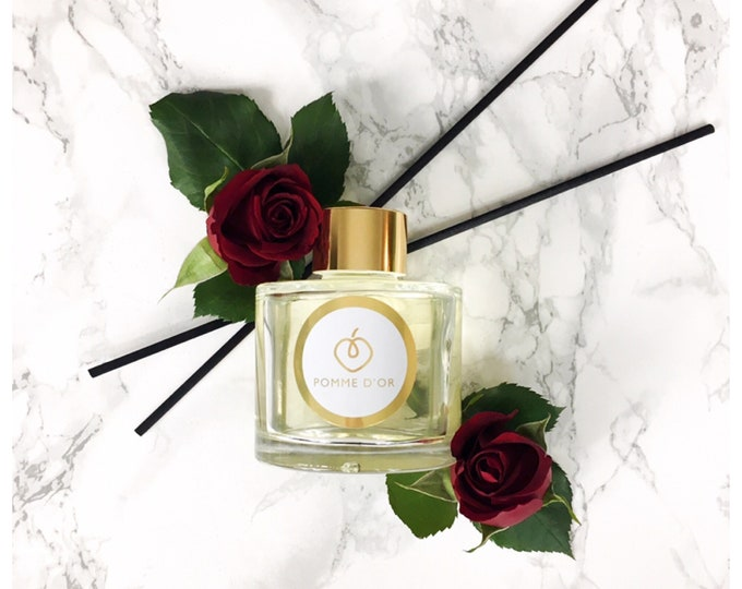 Midnight Rose Scented Reed Diffuser