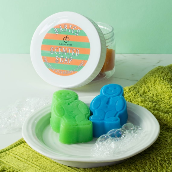 Soap Babies - kind to sensitive skin