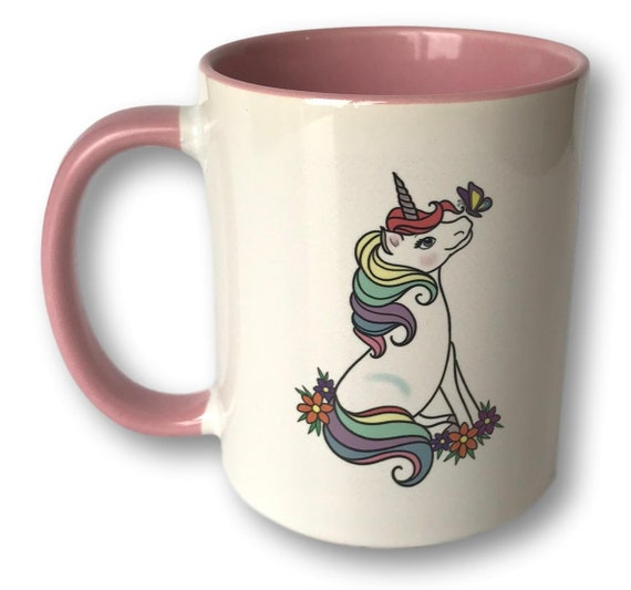 Unicorn Design Mug