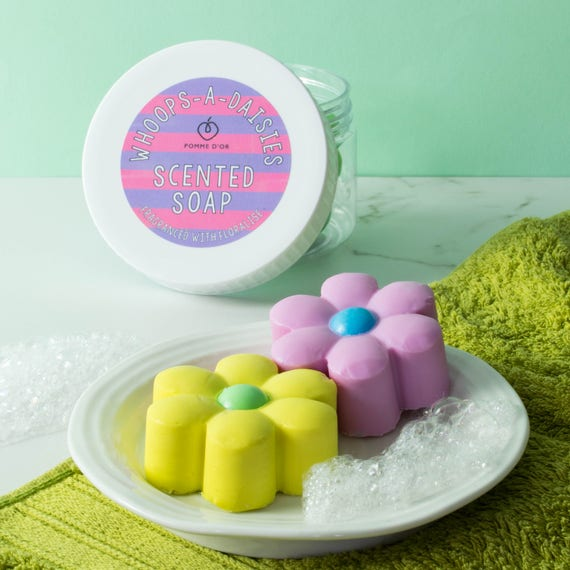 Soap Whoops-a-daisies  - kind to sensitive skin