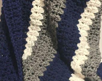 Crochet Afghan Throw