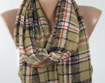 9399197d5c3 Foulard à carreaux Camel homme Tartan Plaid foulard écharpe pour homme -  cadeau Unique pour les hommes de cadeau pour lui Womens Plaid foulard des  mères ...