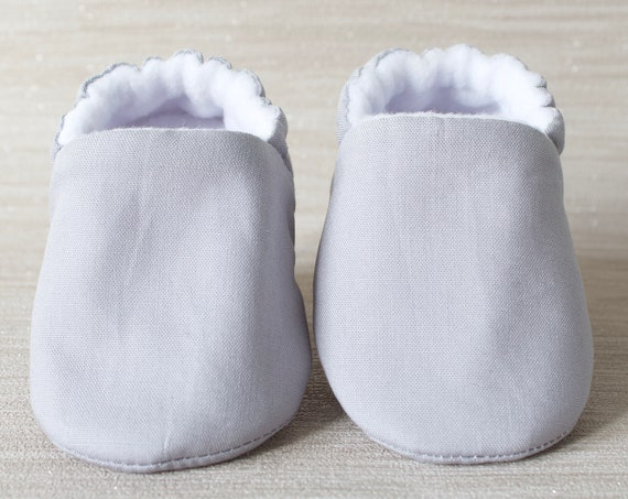Baby shoes, baby shoes boy, baby boys shoes, light Grey cotton baby shoes, toddler boys shoes, light Grey baby shoes