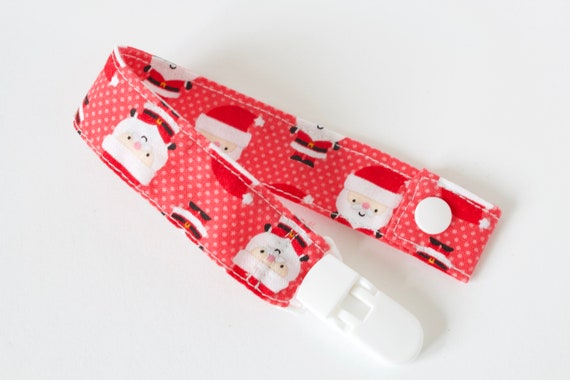 Red Santa dummy clip