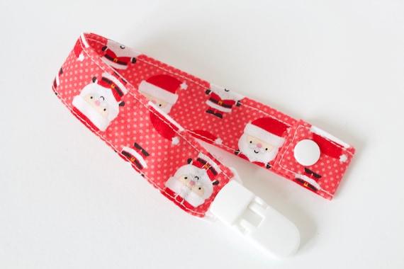 Red Santa dummy clip