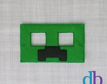 Minecraft Head Etsy - Minecraft creeper spielen
