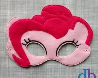 Rag Doll Mask Halloween Mask Pretend Play Mask Dress Up Doll Mask Toy Story Inspired Mask Dress Up Mask Dolly Mask