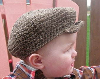 Timeless Newsboy Cap