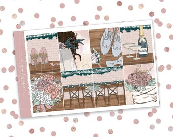 Hitched // ULTIMATE KIT (Glossy Planner Stickers)
