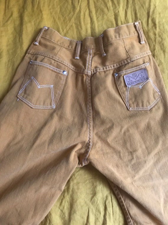 Vintage 1950's/60's Maverick high waist women's mu