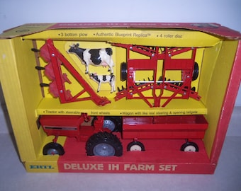 International 3088 Farm Set IH Farmall Ertl
