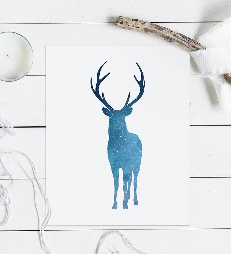 picture relating to Printable Antlers identify Deer printable, deer print, deer wall artwork, antler decor, antlers print, Deer nursery, nebular wall artwork, superstars print, woodland nursery