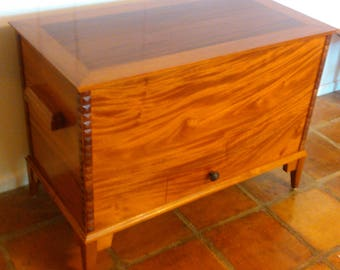 Mahogany Chest with Cedar Lining