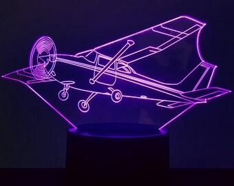 Lamp 3D pattern: Cessna aircraft