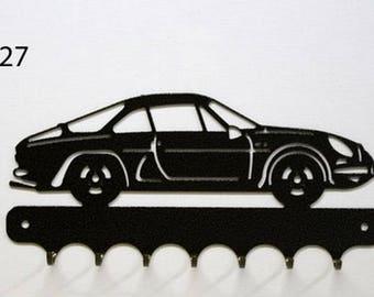 Hangs 26 cm pattern metal keys: Alpine RENAULT A110