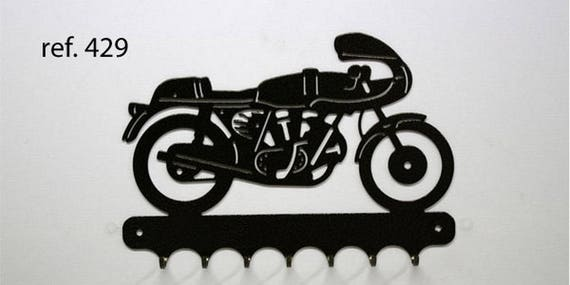 Hangs 26 cm pattern metal keys: 750 SS Ducati motorcycle