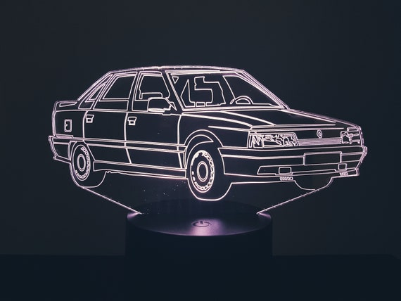 Lamp 3D design: Renault R21 2 litres Turbo