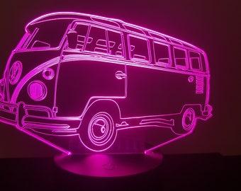 Lamp 3D pattern: T1 VW combi